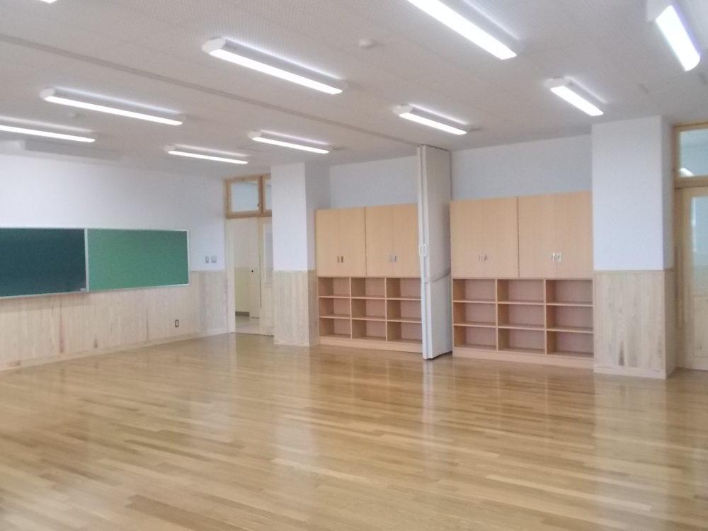 北上市立黒沢尻東小学校増築(建築)工事